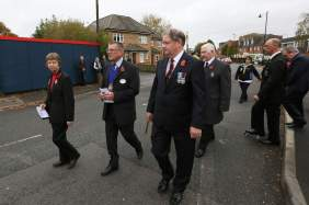 Lightwater Remembrance 2015 No 45