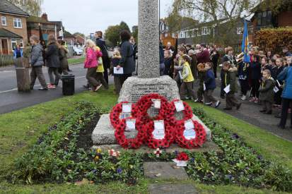 Lightwater Remembrance 2015 No 46