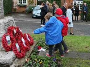 Lightwater Remembrance 2015 No 49
