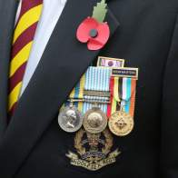 Lightwater Remembrance 2015 No 6