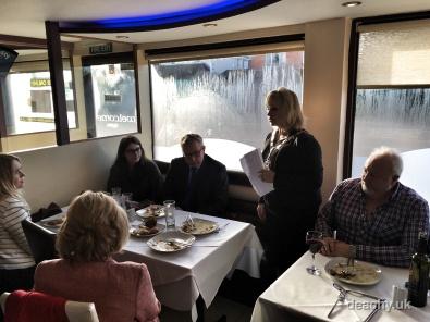 Mayor of Surrey Heath Charity Curry Business Lunch - Paul Deach 17