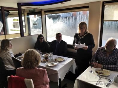 Mayor of Surrey Heath Charity Curry Business Lunch - Paul Deach 18