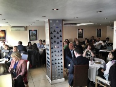 Mayor of Surrey Heath Charity Curry Business Lunch - Paul Deach 19