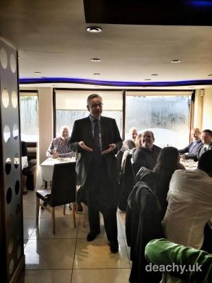 Mayor of Surrey Heath Charity Curry Business Lunch - Paul Deach 21