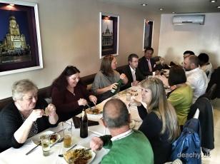 Mayor of Surrey Heath Charity Curry Business Lunch - Paul Deach 6