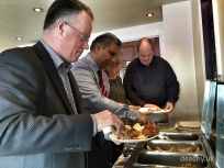 Mayor of Surrey Heath Charity Curry Business Lunch - Paul Deach 8