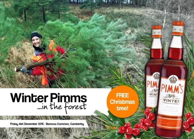 Winter Pimms 2015