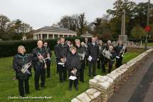 Surrey Heath Remembrance Parade 20151