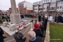 Surrey Heath Remembrance Parade 201514