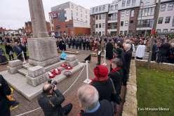 Surrey Heath Remembrance Parade 201514