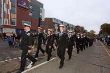 Surrey Heath Remembrance Parade 201519