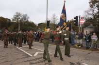 Surrey Heath Remembrance Parade 201523