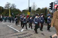 Surrey Heath Remembrance Parade 201525