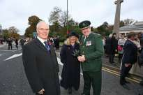 Surrey Heath Remembrance Parade 201528