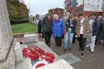 Surrey Heath Remembrance Parade 201530