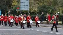 Surrey Heath Remembrance Parade 201539