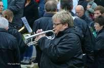 Surrey Heath Remembrance Parade 201547