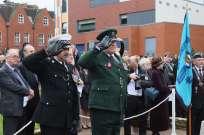 Surrey Heath Remembrance Parade 201551