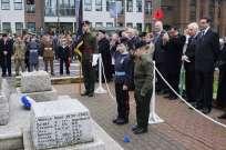 Surrey Heath Remembrance Parade 201553