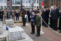 Surrey Heath Remembrance Parade 201553