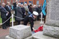 Surrey Heath Remembrance Parade 201559