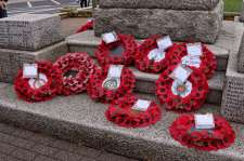 Surrey Heath Remembrance Parade 201562