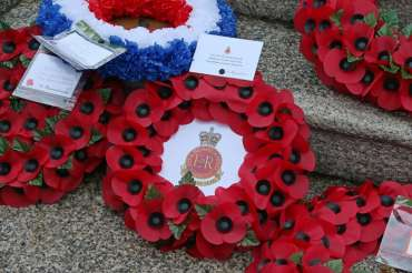 Surrey Heath Remembrance Parade 201564