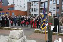 Surrey Heath Remembrance Parade 20157
