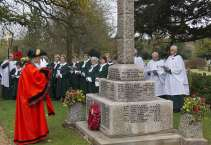Windlesham Remembrance 2015 No 10