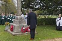 Windlesham Remembrance 2015 No 13
