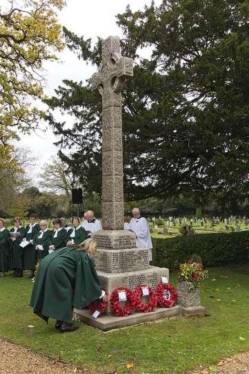 Windlesham Remembrance 2015 No 15