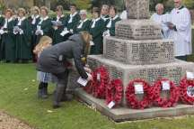 Windlesham Remembrance 2015 No 16