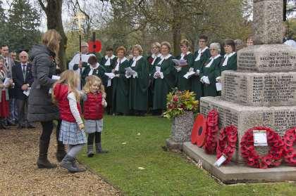 Windlesham Remembrance 2015 No 17
