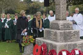 Windlesham Remembrance 2015 No 18