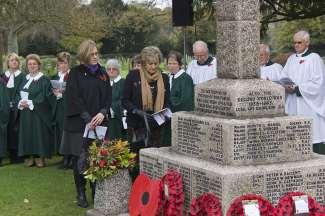 Windlesham Remembrance 2015 No 18
