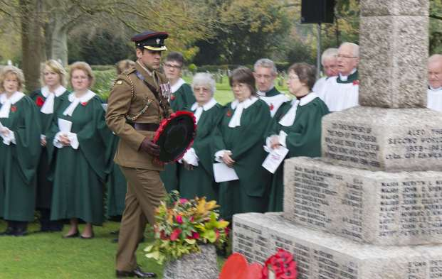 Windlesham Remembrance 2015 No 19