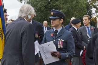 Windlesham Remembrance 2015 No 2