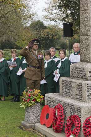 Windlesham Remembrance 2015 No 20