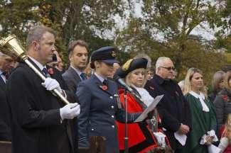 Windlesham Remembrance 2015 No 21