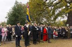 Windlesham Remembrance 2015 No 25