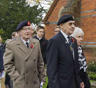 Windlesham Remembrance 2015 No 33