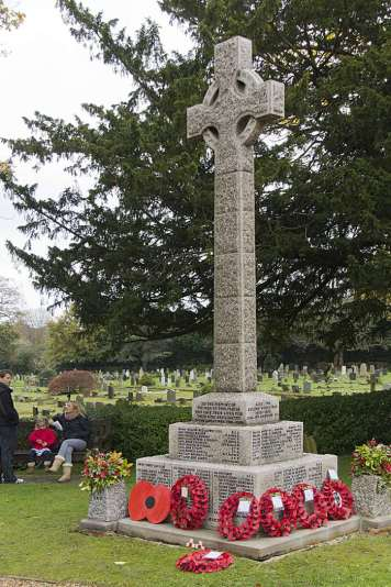 Windlesham Remembrance 2015 No 38