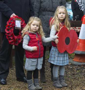 Windlesham Remembrance 2015 No 4