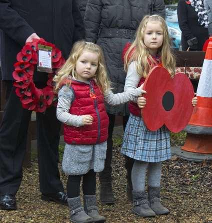 Windlesham Remembrance 2015 No 4