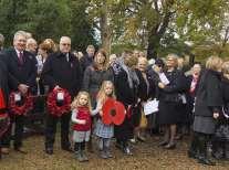 Windlesham Remembrance 2015 No 5