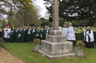 Windlesham Remembrance 2015 No 6