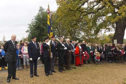 Windlesham Remembrance 2015 No 7