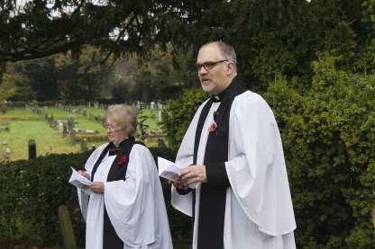 Windlesham Remembrance 2015 No 8