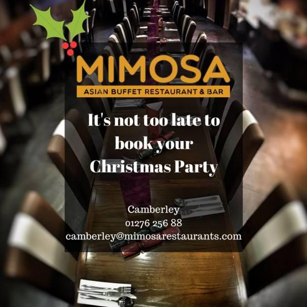 Mimosa Christmas 2015
