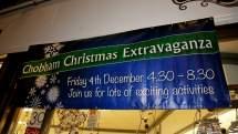 Chobham Christmas Christmas Extravaganza 1
